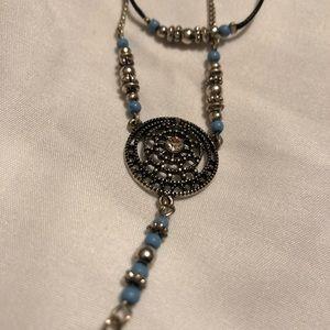 Jewelry - Boho Choker with Arrow